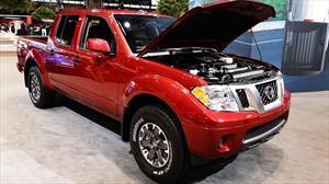 La Nissan Frontier se renueva con un motor V6
