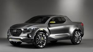 Hyundai Santa Cruz pick-up, confirmada para 2021