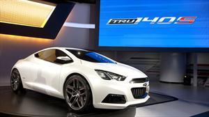 Chevrolet Tru 140S: ¿Anticipos del Cruze Coupé?