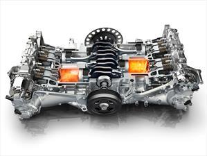 Motor bóxer de Subaru celebra 50 años