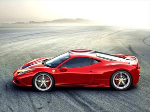 Ferrari 458 Speciale tiene llantas Michelin