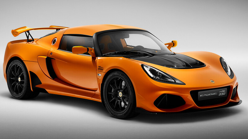 Lotus Exige Sport 410 20th Anniversary Edition debuta