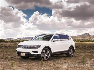 Las 10 SUVs más vendidas en enero 2018