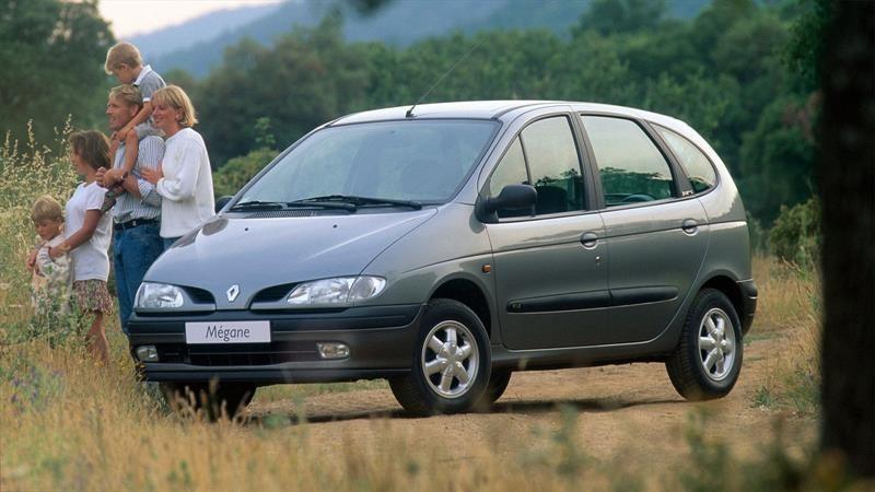 Renault Scenic y Espace se despiden