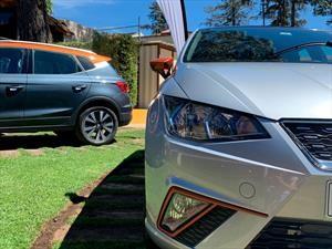 SEAT Arona e Ibiza Beats llegan a México con un potente equipo de sonido