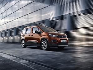 Peugeot da un nuevo aire a la Rifter 2019