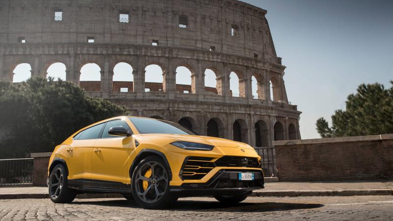 El 60% de los Lamborghini vendidos son Urus