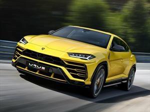 Lamborghini Urus, un súper auto hecho SUV
