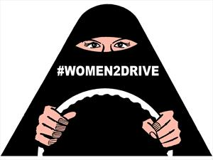 Women2Drive, pro mujeres al volante en Arabia Saudita