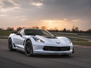 Chevrolet Corvette Carbon 65 Edition, la fibra de carbono al poder