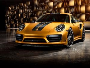 Porsche 911 Turbo S Exclusive Series 2018 llega a México desde $4,620,000 pesos