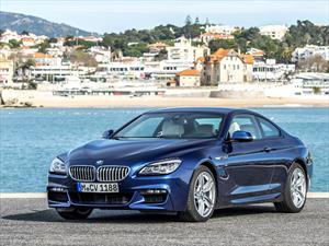 BMW Serie 6 2016 llega a México desde $1,451,900 pesos