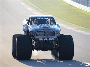 Raminator es el Monster Truck más veloz del mundo