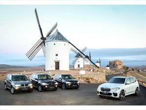 BMW X5: un repaso por sus cuatro generaciones