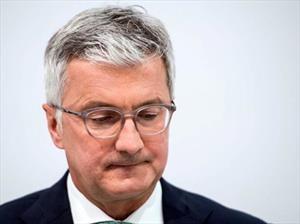 Policía alemana detiene al CEO de Audi