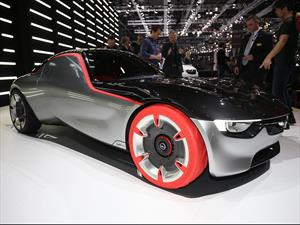 Opel GT Concept, futurama en ginebra