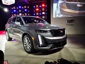 Cadillac XT6 2020: la nueva SUV que integra la familia
