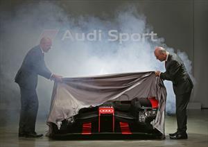 El Audi R18 TDI se renueva para las 24 Horas de Le Mans de 2016