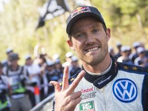 WRC Australia, Ogier es el nuevo Campeón
