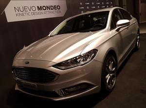 Ford Mondeo se renueva en Argentina y ya lo probamos