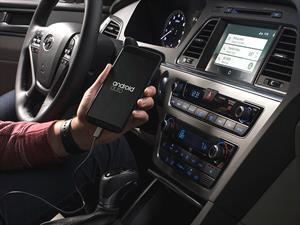 Hyundai es la primer marca de autos en utilizar Android Auto de serie
