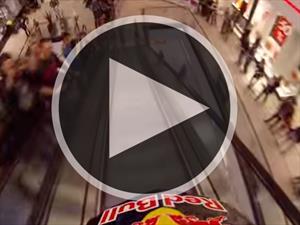 Video: Recorre un centro comercial en bici en menos de 1 minuto