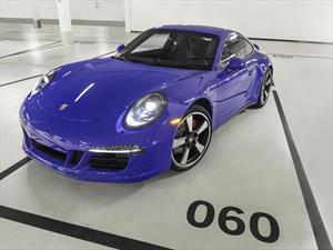 Porsche 911 GTS Club Coupe. Edición limitada de 60 unidades