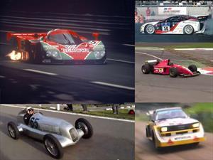 Top 10: los carros de competición que mejor rugen
