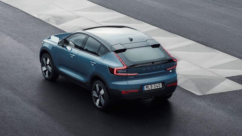 Volvo C40 Recharge 2022, un eléctrico que se venderá solo por Internet