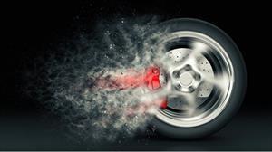 ¿Es cierto que las llantas y frenos contaminan más que el motor de un automóvil?