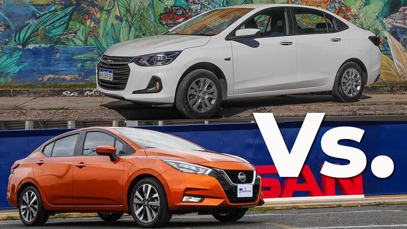 Nissan Versa Vs. Chevrolet Onix Plus: ¿Cuál es mejor sedan chico en Argentina?