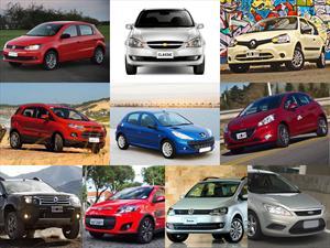 Top 10: los autos más vendidos en Argentina en Julio 2013