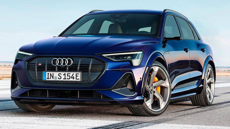 Audi e-tron S y Audi e-tron S Sportback 2021, unas SUV tan poderosas como el rayo