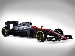 F1: McLaren Honda presentó el MP4-30