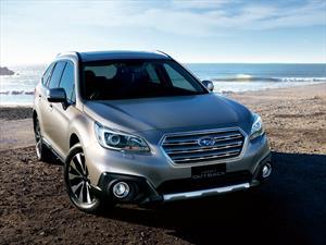 Subaru Outback, mejor carro familiar de Estados Unidos