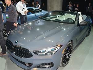 BMW Serie 8 Convertible 2019: toda una maravilla bávara