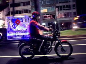 Video: el estabilizador de pizza de Domino's