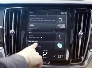 Volvo ofrecerá Skype en el XC90, S90 y V90