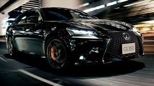 Lexus GS comienza a despedirse