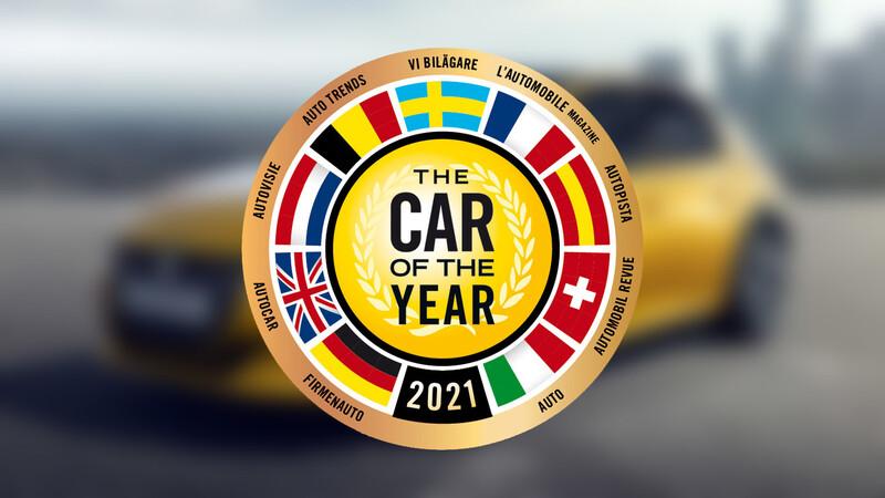 Estos son los candidatos al Mejor Auto de Europa en 2021