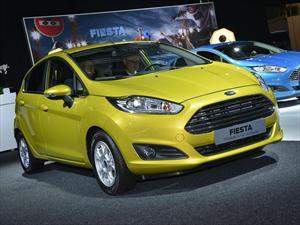 El Ford Fiesta KD se renueva con aires de Aston Martin en el Salón de París