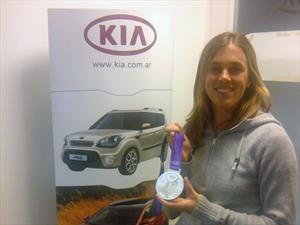 Kia Picanto recibió la visita de Carla Rebecchi.