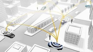 Las ventajas a comunicación Car-to-X de los automóviles