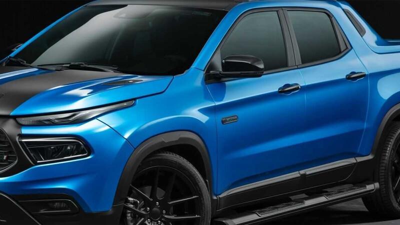 FIAT Toro S Design, la propuesta personalizada de la pequeña pick-up