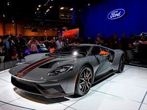 Ford GT Carbon Series, la fibra de carbono al poder