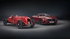 Bentley presenta su más exclusivo convertible