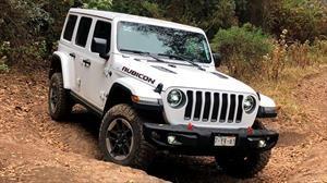 Jeep Wrangler Unlimited Rubicon Edición Deluxe 2020 llega a México