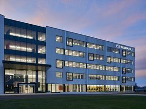 Subaru of America inaugura headquarters en New Jersey