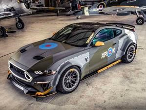2018 Goodwood: Eagle Squadron Mustang GT, un drift car de combate