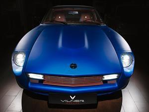 Vilner transforma un Datsun 280Z en un clásico de lujo